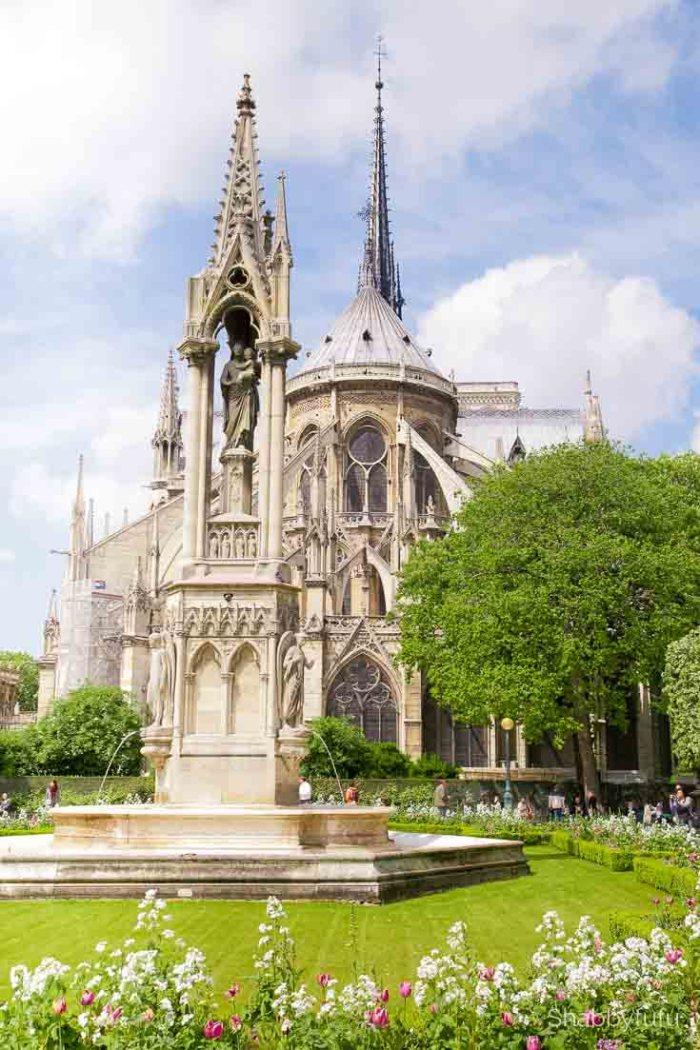 shabbyfufu notre dame paris travel