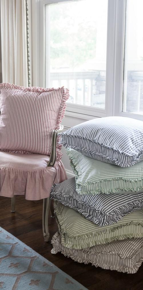 cedar hill farmhouse pillows