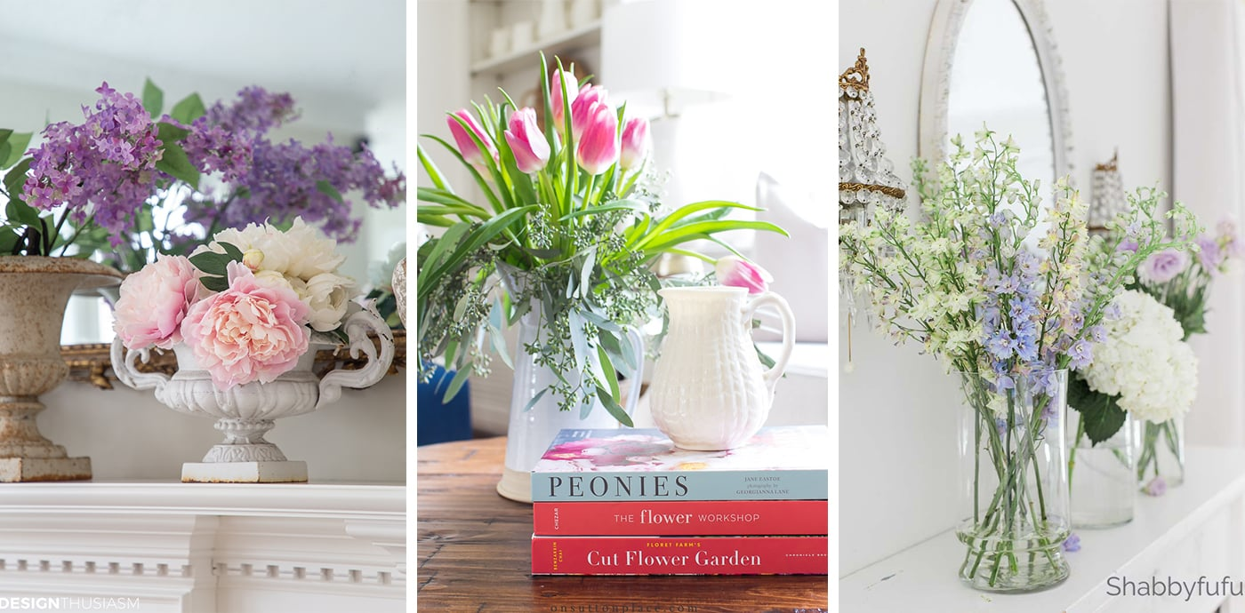 12 spring coffee table essentials on