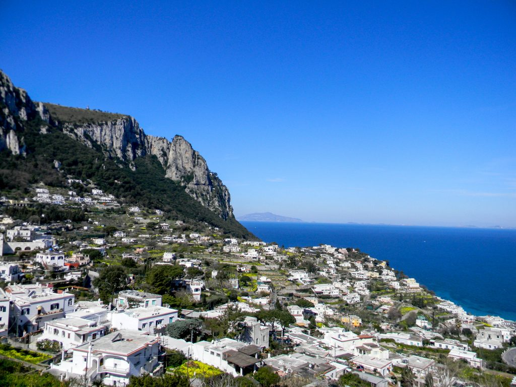 Capri, Italy - La Piazzetta