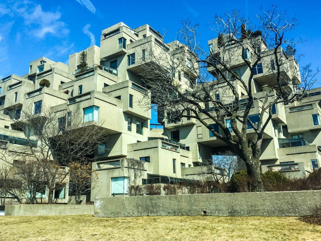 Montreal Architecture - Habitat 67