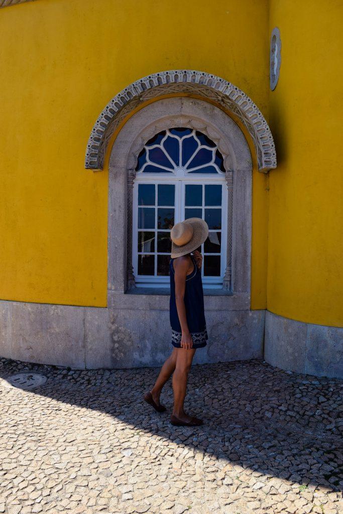 Exploring Pena Palace - Sintra Sites