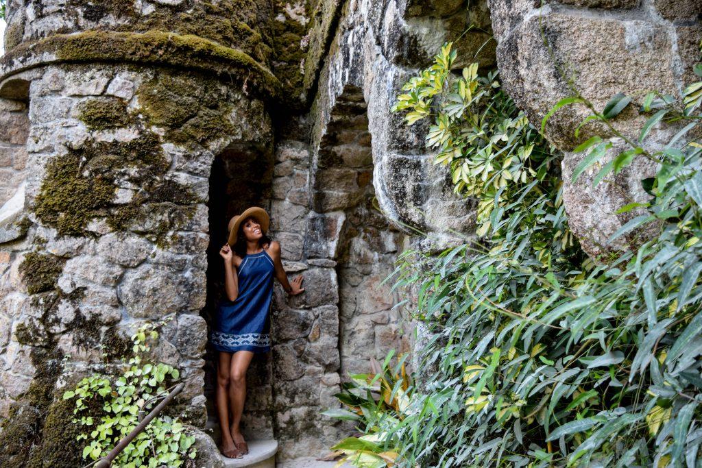 Exploring Quinta da Regalaria - Sintra Sites