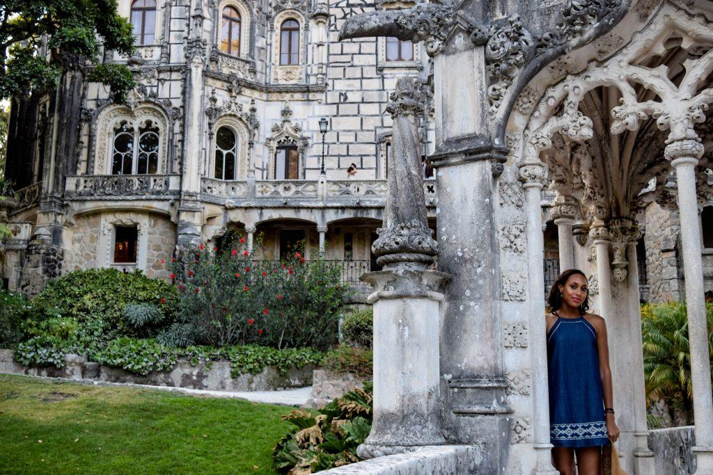 Quinta da Regalaria Building Details - Sintra Sites