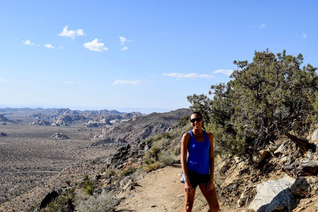 Hiking Ryan Mountain