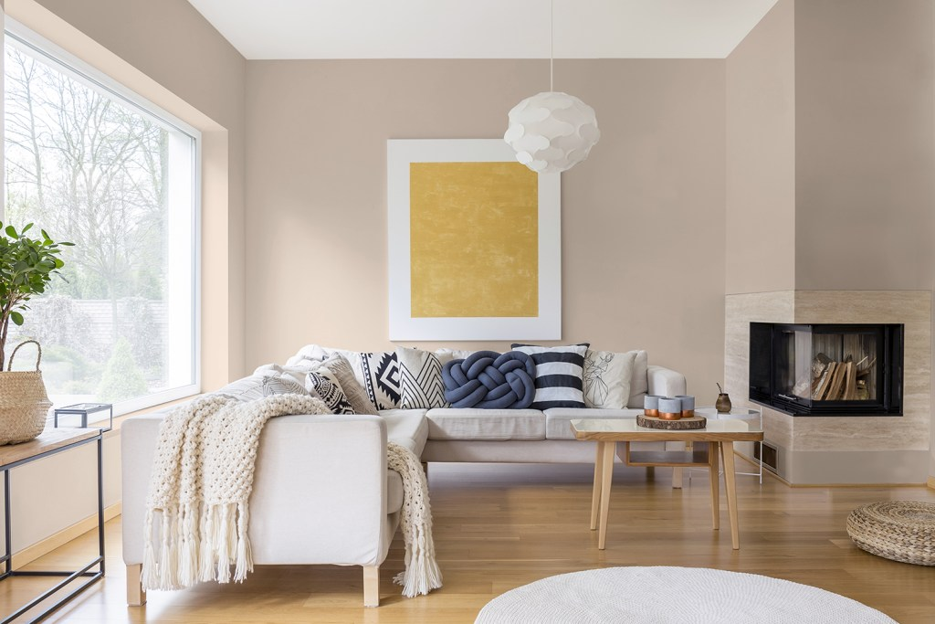 Sherwin Williams - Touch of Sand