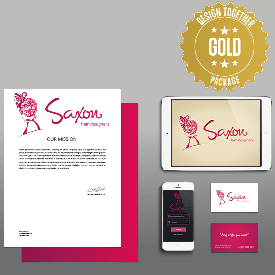 Design Together Gold Package