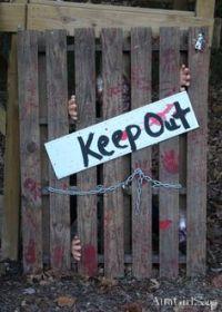 2015 Outdoor Halloween Decoration Ideas - Design Trends Blog
