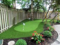 Artificial Putting Green, Golf Turf Toronto