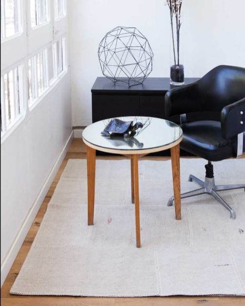 naturale-tappeto-annata-patchwork canapa-off-white