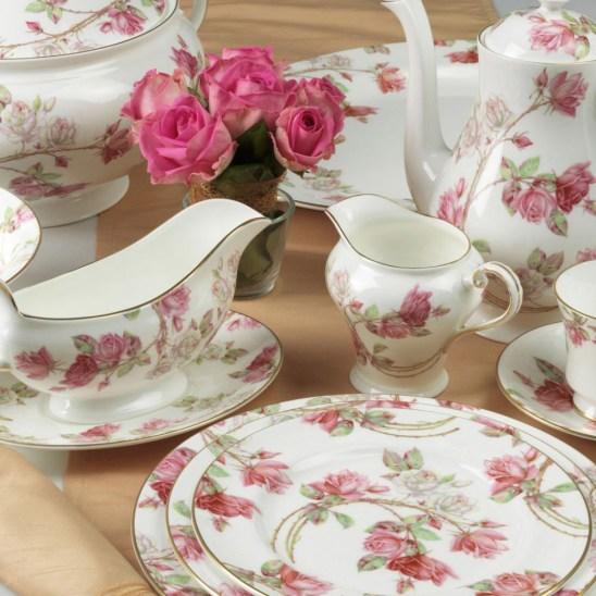 tea set shabby