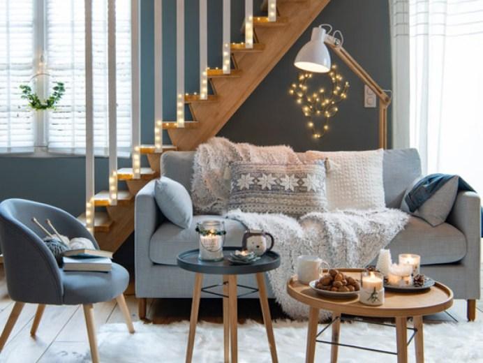 come decorare la casa a natale