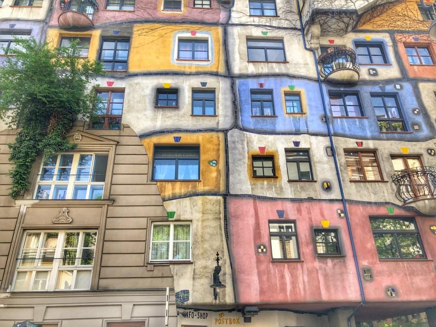 Casa Hundertwasser-Krawina