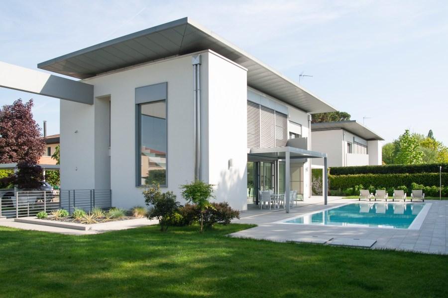 Villa stile americano