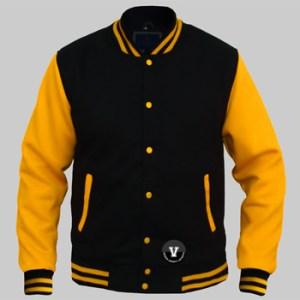 Custom Letterman Jackets Cotton Fleece