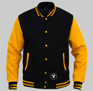 Custom Letterman Jackets Cotton Fleece
