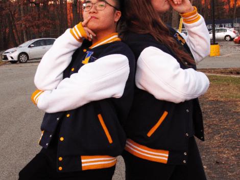 Varsity Jackets Team Order