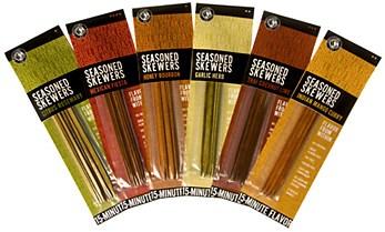 Flavored Skewers