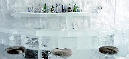 ice bar hotel