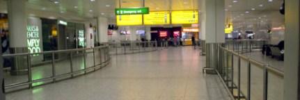heathrow arrival gate