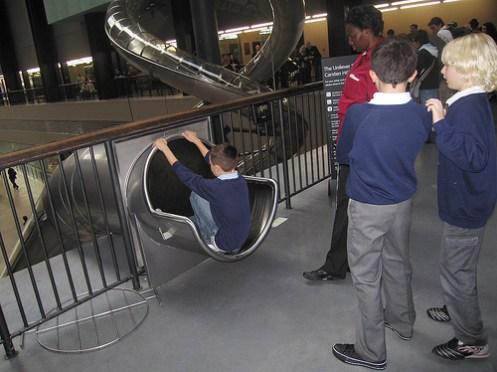 tate slide