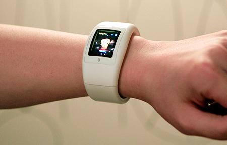 iRiver s10 watch mp3