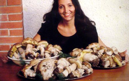 Florence i due G black mushroom truffles