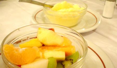 Florence i due G ice cream fruits