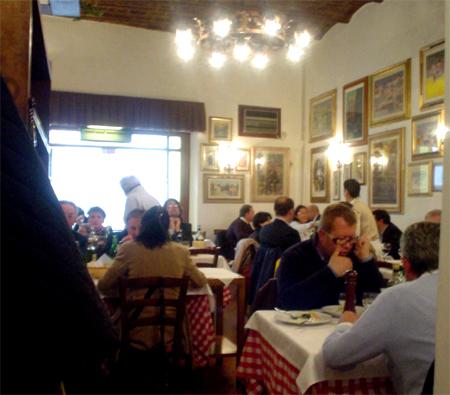 Florence i due G interior