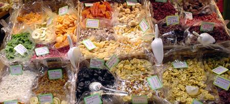 Florence food market