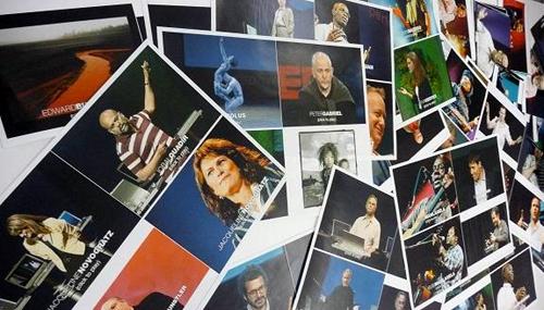Ted Talks Poster List
