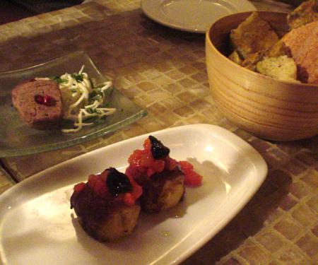 Oleana restaurant pret a manger