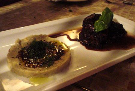 Oleana restaurant sultan