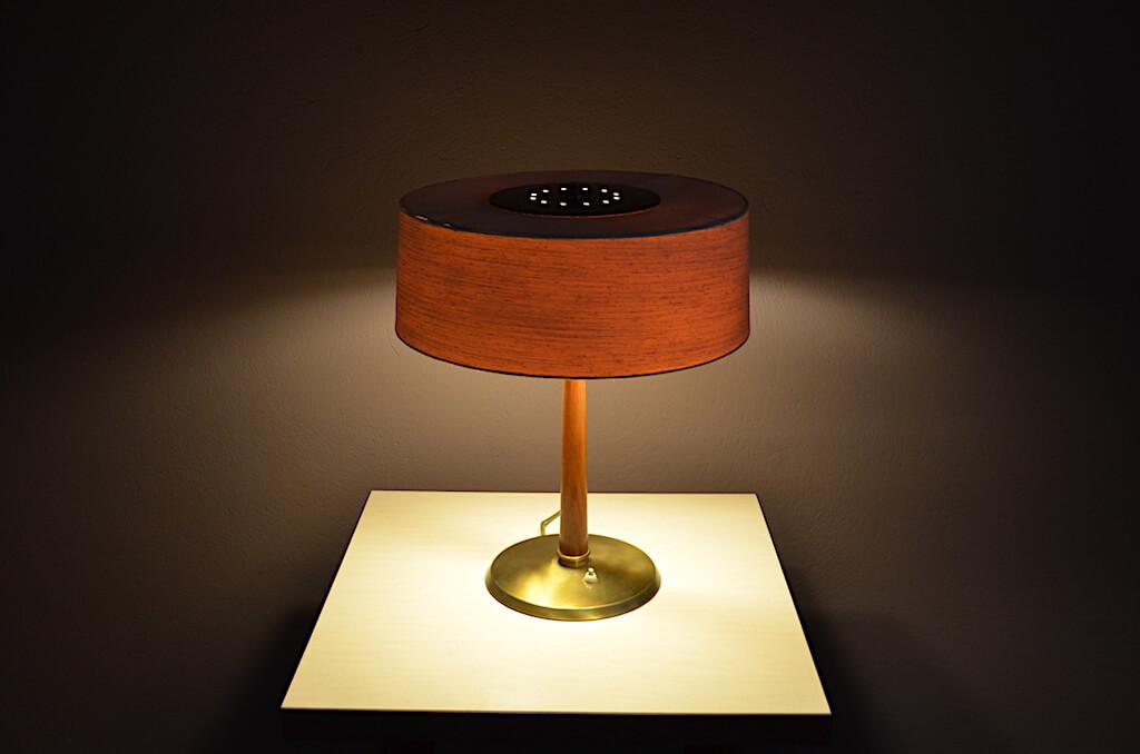 lampe design scandinave des annees 1960 vintage