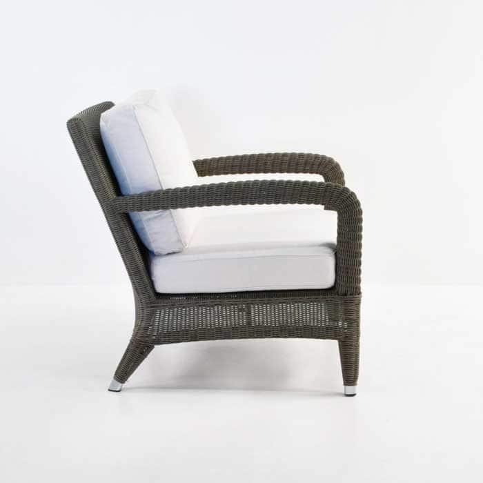 Aaron Relaxing Wicker Chair Kubu  Outdoor Furniture