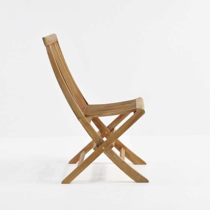 indoor folding chairs nz rooms to go dining room prego teak chair | design warehouse