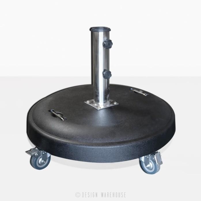 mason round umbrella stand 50kg design warehouse nz
