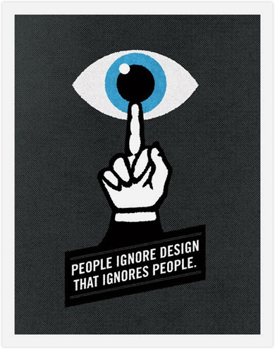 50+ Excellent Posters about Design - Design was here