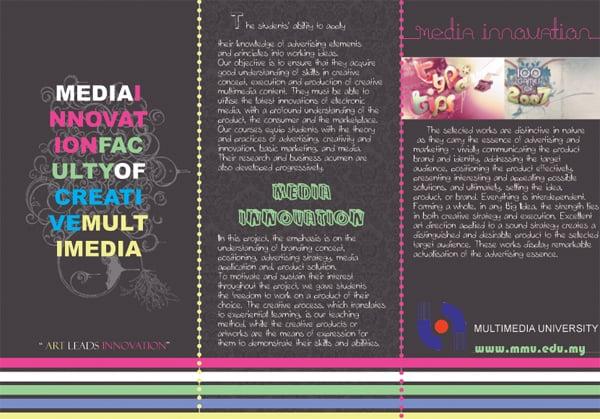 Brochures Examples Ideal Vistalist Co