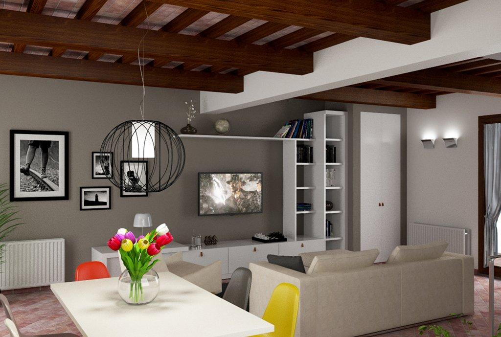 PROGETTAZIONE E INTERIOR DESIGN - design WOOD