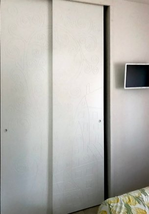 armadio a muro