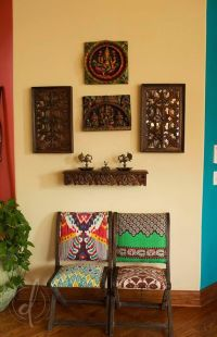 How to decor your home in traditional Indian way? - DesignWud