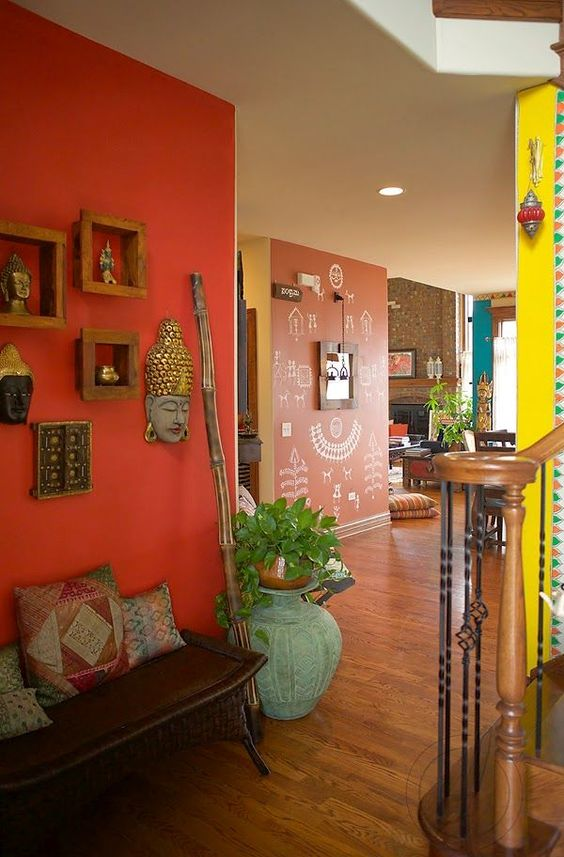 How To Decor Your Home In Traditional Indian Way Designwud Interiors