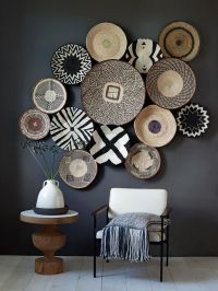 Ideas on How to decor your walls with unusual things