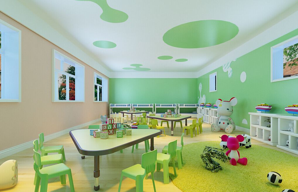 Exterior: How To Interior Design A KinderGarten ClassRoom