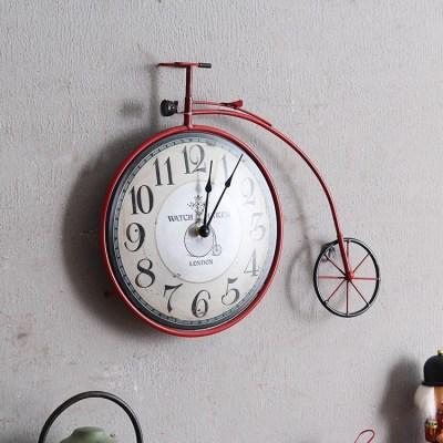 American Creative Bicycle Wall Clock