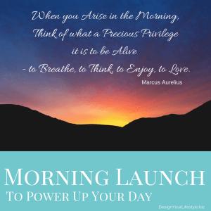 Morning Launch