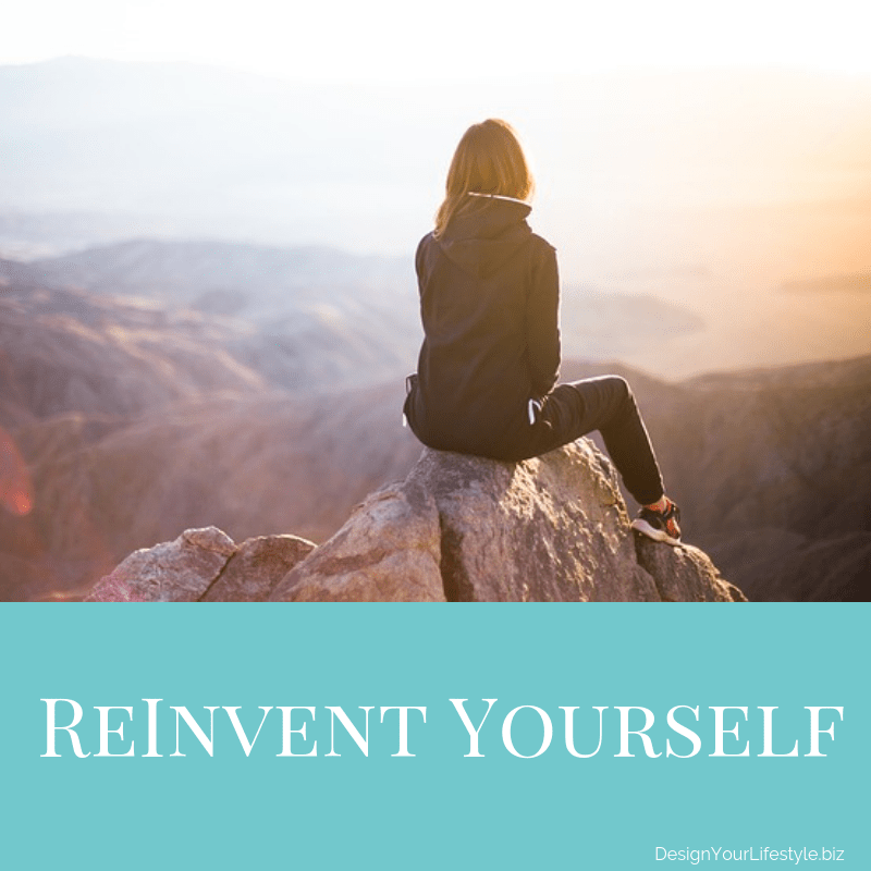 Reinvent Yourself with New Coping Skills