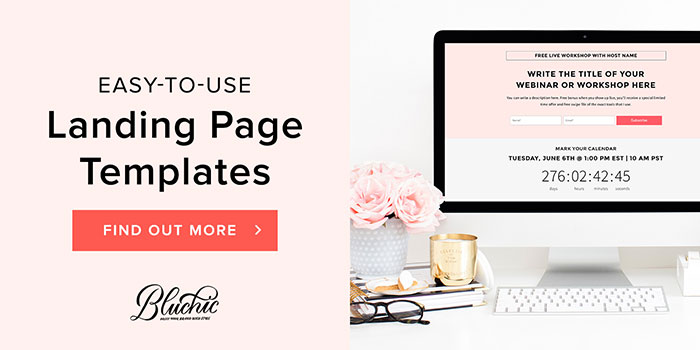 6 Things You Must Have On Your Sales Page - Easy to Use Landing Page Templates