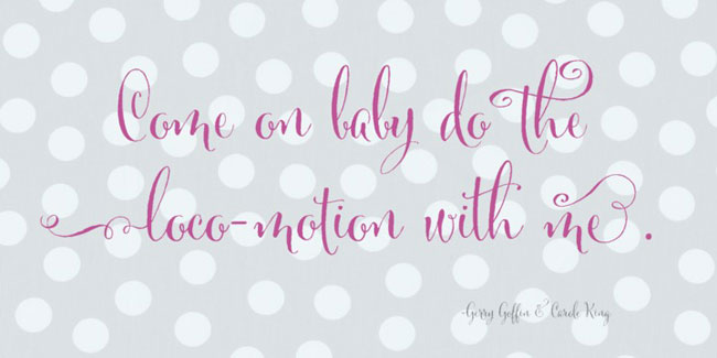 Cantoni, a hand-written Calligraphy font. See more at http://DesignYourOwnBlog.com